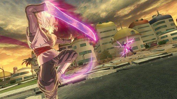 Ya está disponible el nuevo DLC de Dragon Ball Xenoverse 2