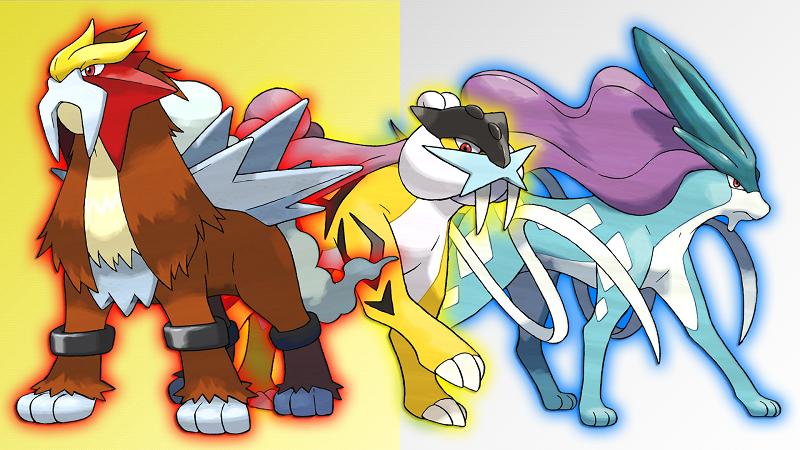 Pokémon: La teoría que relaciona a Eevee con los Perros Legendarios