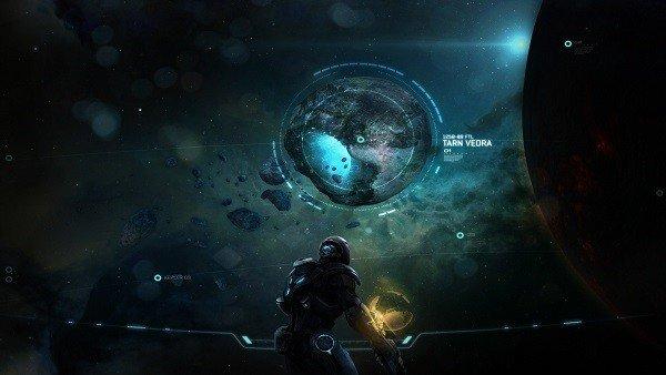 Mass Effect: Andromeda desvela parte de su arte conceptual