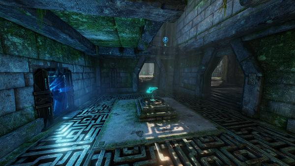 Quake Champions presenta su nueva arena: Las ruinas de Sarnath