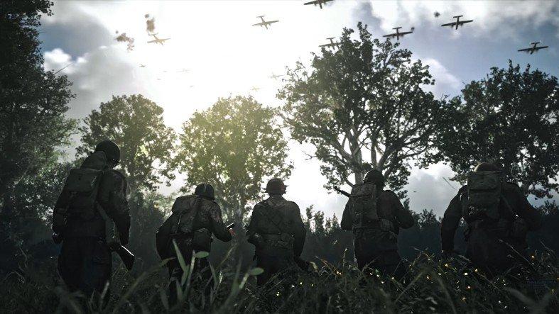 Los youtubers dicen que no pueden ganar dinero jugando a Call of Duty: WWII