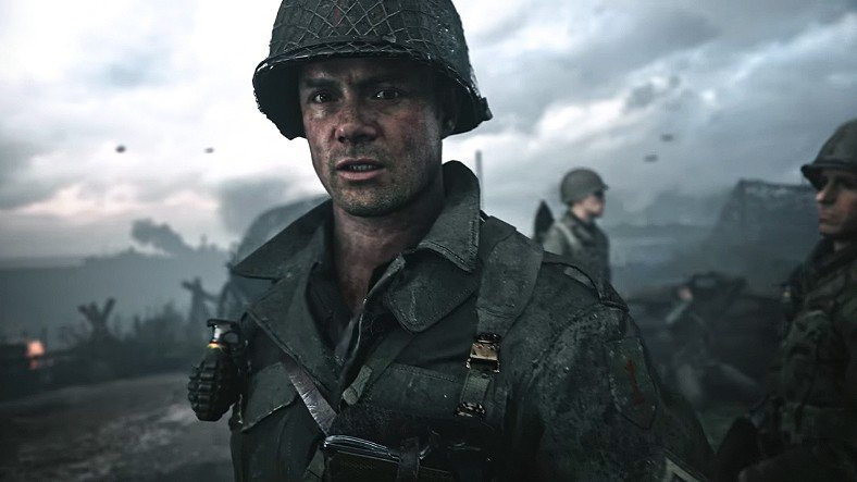 Call of Duty: WWII es todo un éxito en YouTube