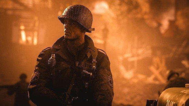 Call of Duty: WWII nos permitirá presenciar la Operación Cobra