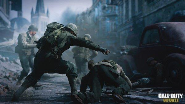 Call of Duty: Sledgehammer pensó en realizar Advanced Warfare 2 en vez de WWII