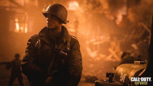 Call of Duty: WWII anuncia un bonus por su su reserva digital
