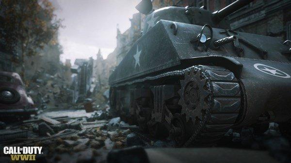 Call of Duty: WWII explica su proceso de desarrollo