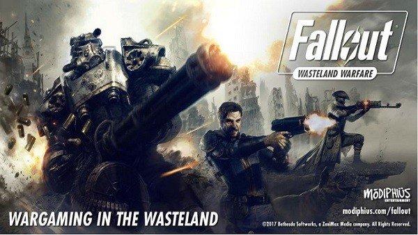 Ya se sabe la fecha de lanzamiento del juego de mesa de Fallout