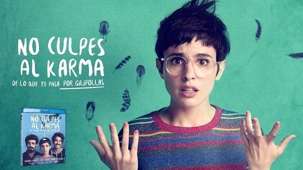 No Culpes al Karma de lo Que te Pasa por Gilipollas: Análisis de la edición en Blu-ray