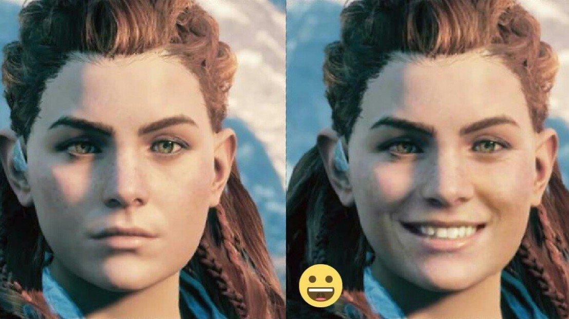 Los protagonistas de los videojuegos cambian de expresión con esta aplicación