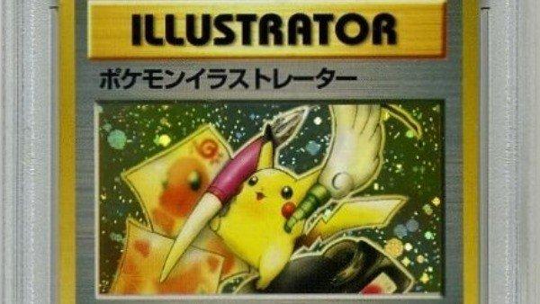 Las cartas coleccionables de Pokémon valen hoy una fortuna