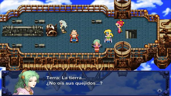 Final Fantasy VI reduce su precio en su versión para móviles