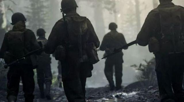 Call of Duty: WWII: Todas las armas confirmadas hasta ahora