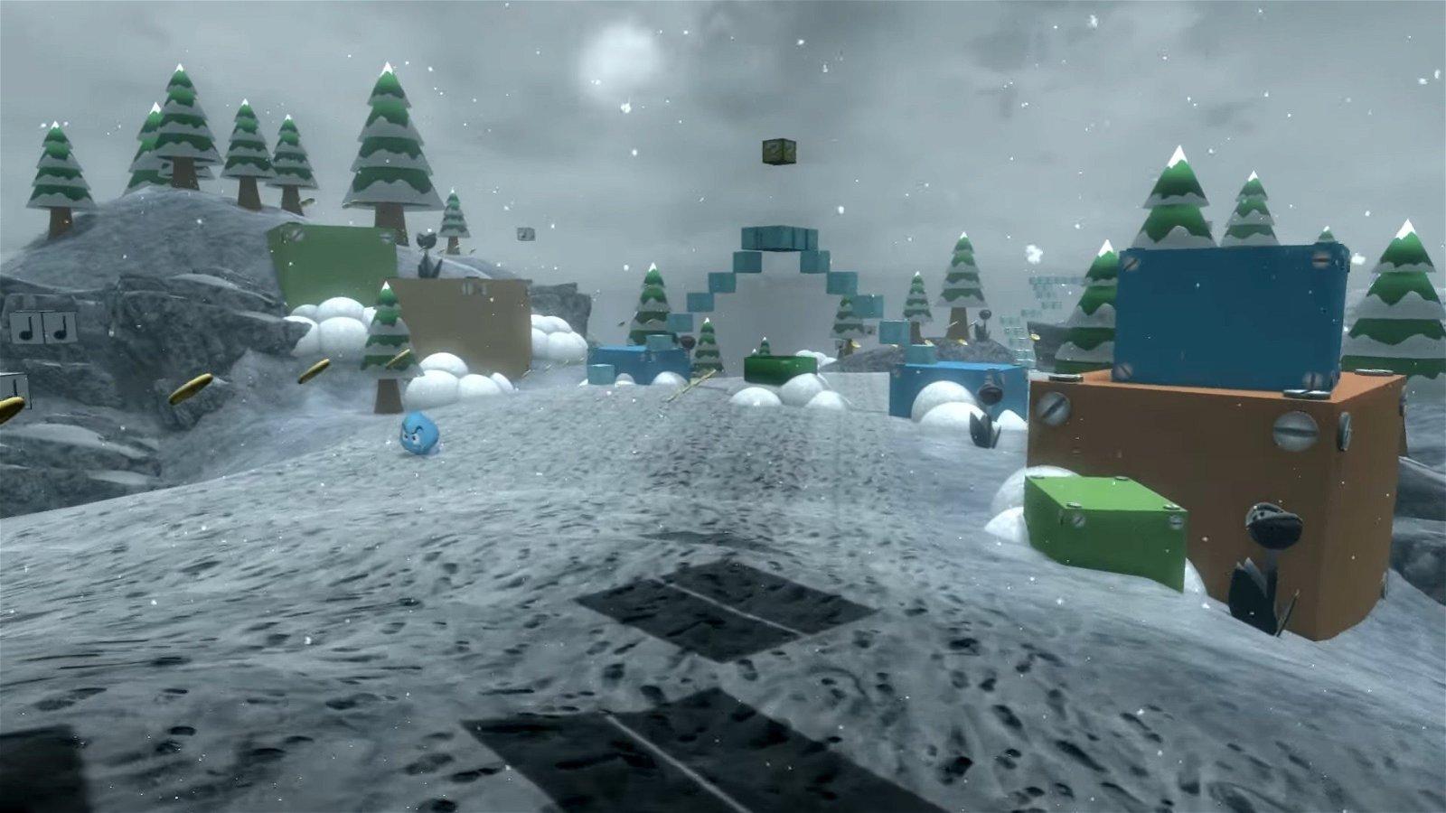 Skyrim recibe un espectacular mod de Super Mario Bros.