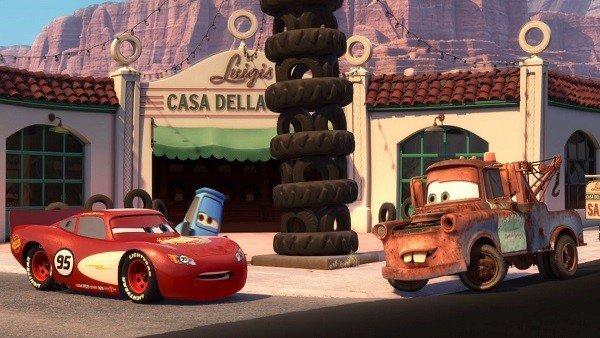 Pixar confirma una oscura teoría del universo de Cars