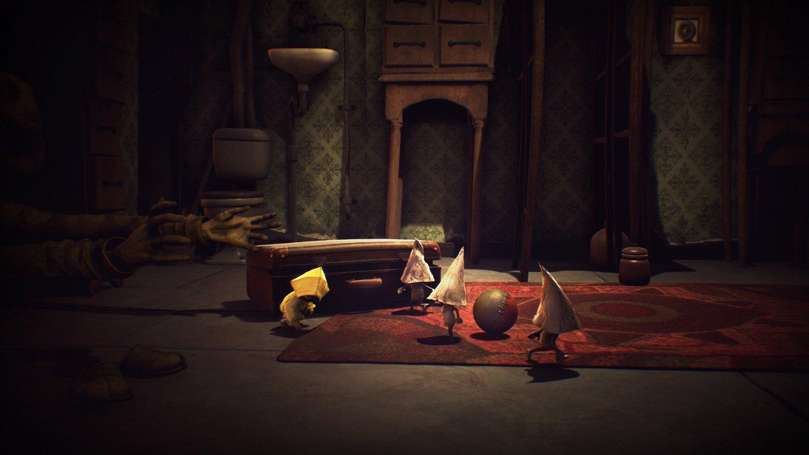 Little Nightmares recibe un DLC con una historia alternativa