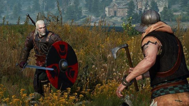 The Witcher 3 añade la posibilidad de usar escudos con este mod