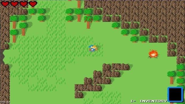 Nintendo obliga a cesar el juego fan Zelda: Breath of the NES