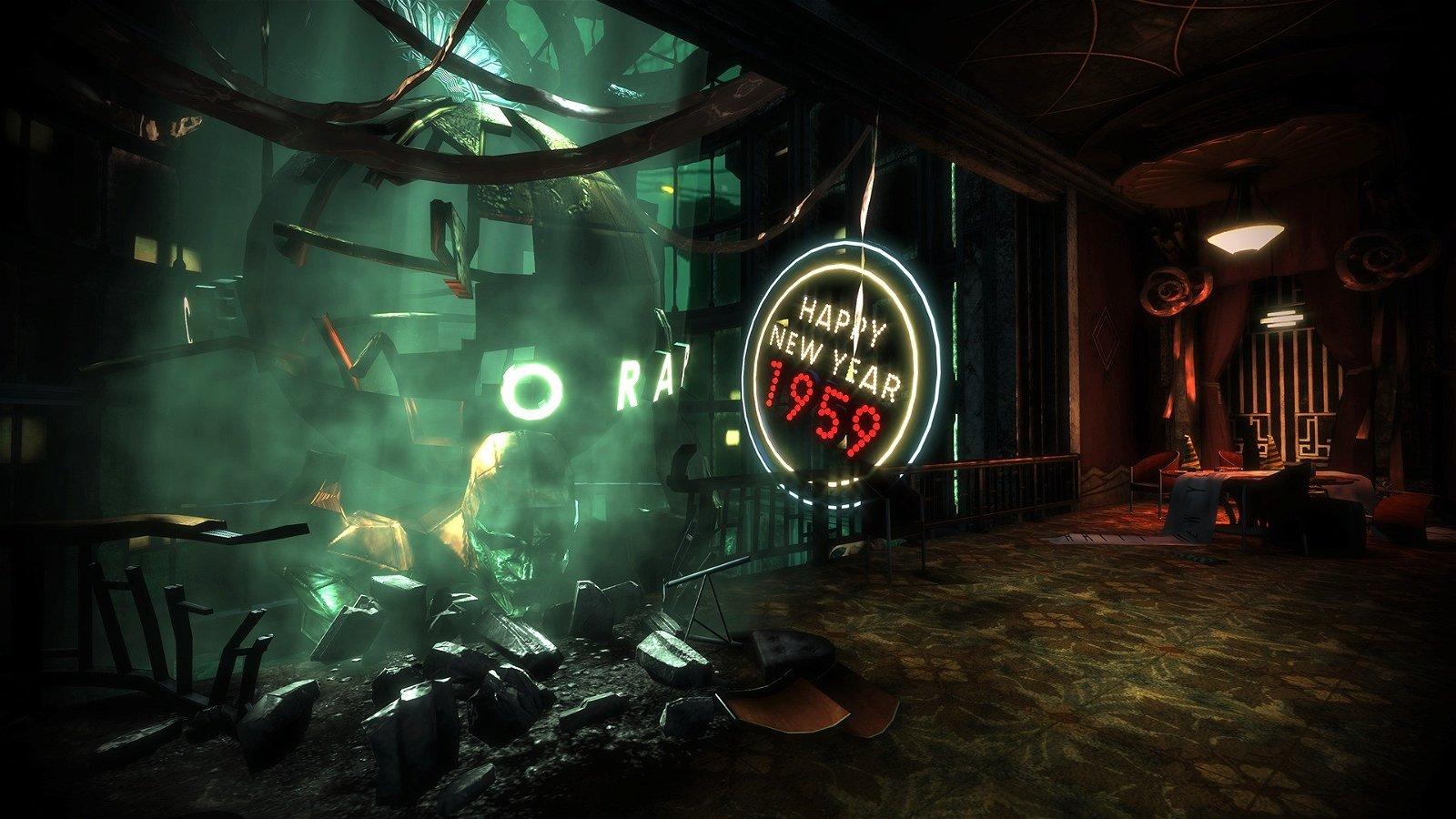 BioShock: Así se produjo la dolorosa caída de Rapture
