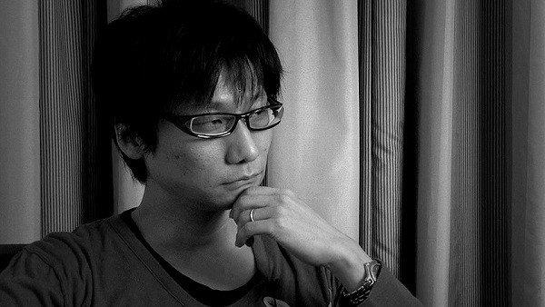Hideo Kojima quiere probar suerte en la industria del cine