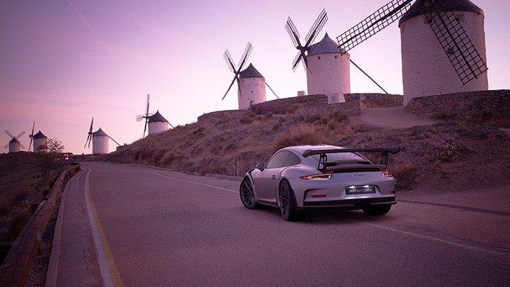 Porshe se deja ver en un nuevo gameplay de Gran Turismo Sport
