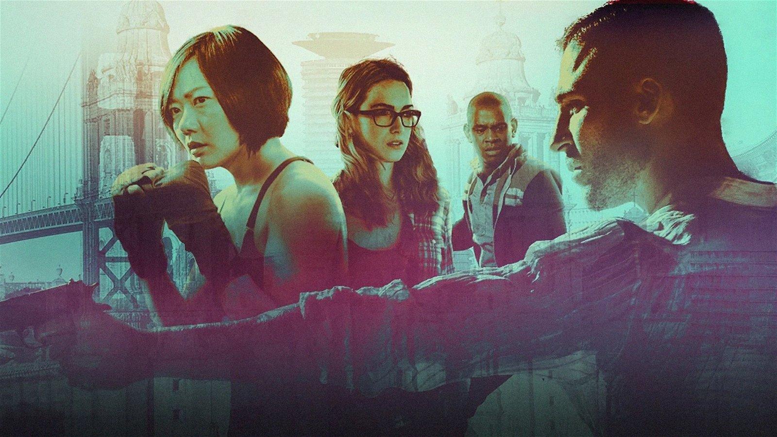 Netflix cancela Sense8, una de sus series estrella