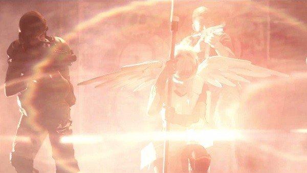 Overwatch tiene un impresionante corto centrado en la historia de Mercy realizado por fans