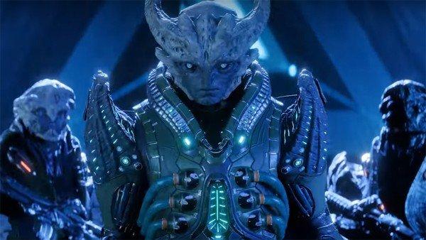 Mass Effect: Andromeda revela nuevos detalles sobre El Arconte
