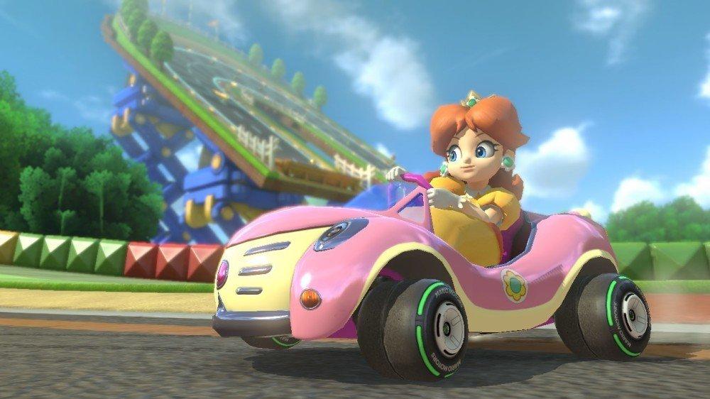 Mario Kart 8 Deluxe: Esto es lo peor que te puede pasar en el juego