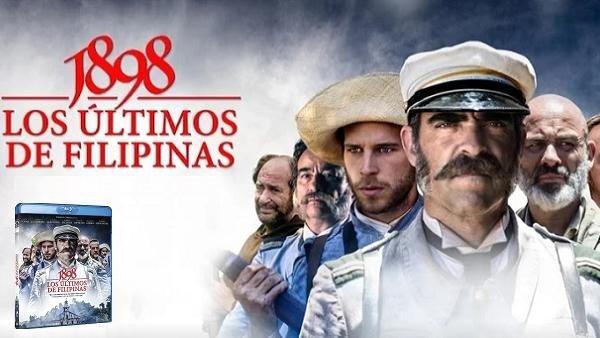 1898: Los Últimos de Filipinas: Análisis de la edición en Blu-ray