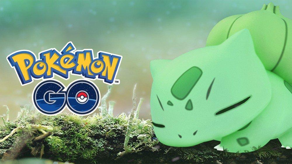Pokémon GO anuncia un evento protagonizado por los tipo planta