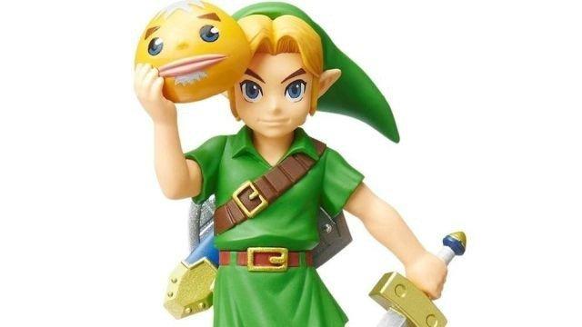 Los amiibo de Zelda: Majora's Mask y Bayonetta ya pueden reservarse