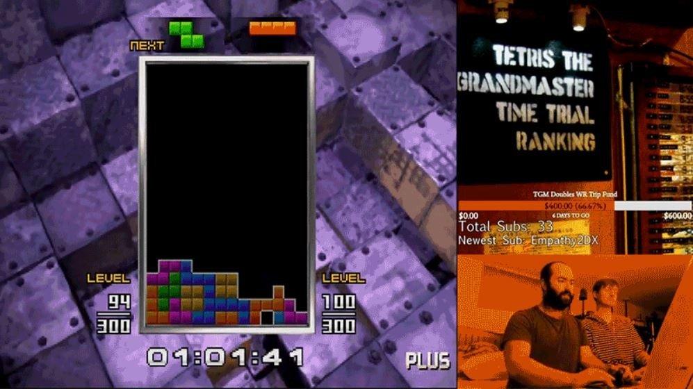 Este speedrun de Tetris es lo más hipnótico que verás hoy
