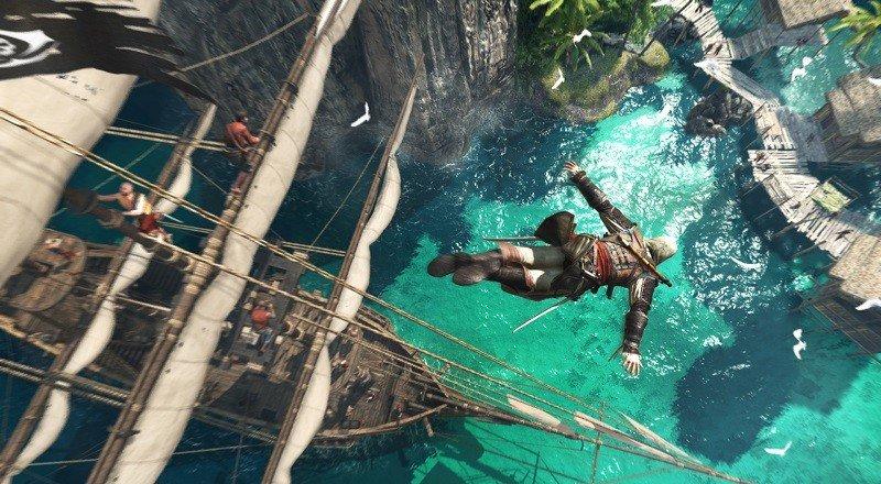 Juego E3 2017 U-tad del día: Assassin's Creed Origins