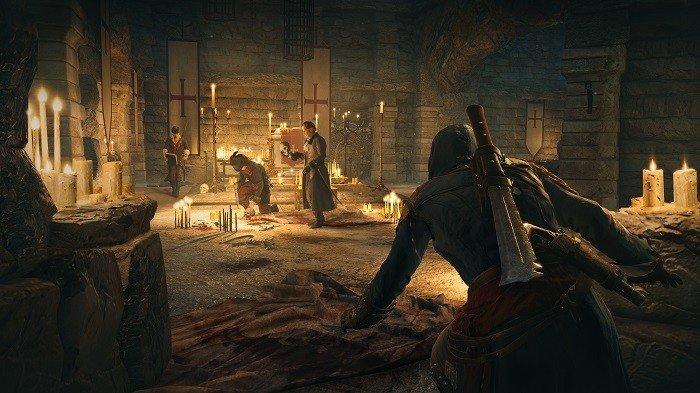 Assassin's Creed, The Crew y South Park tendrán un nuevo juego el año que viene