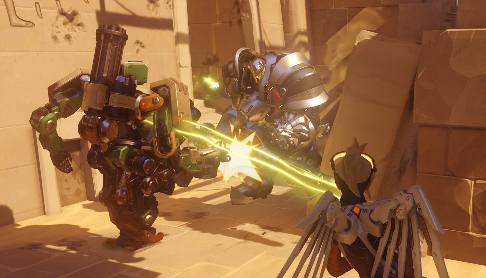 Overwatch no descarta introducir el modo Gun Game