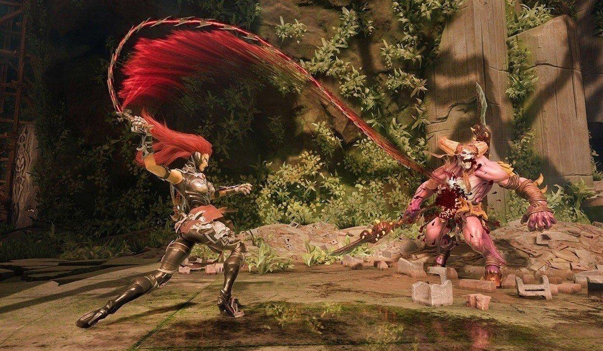 Darksiders III revela nuevas imágenes y detalles del juego