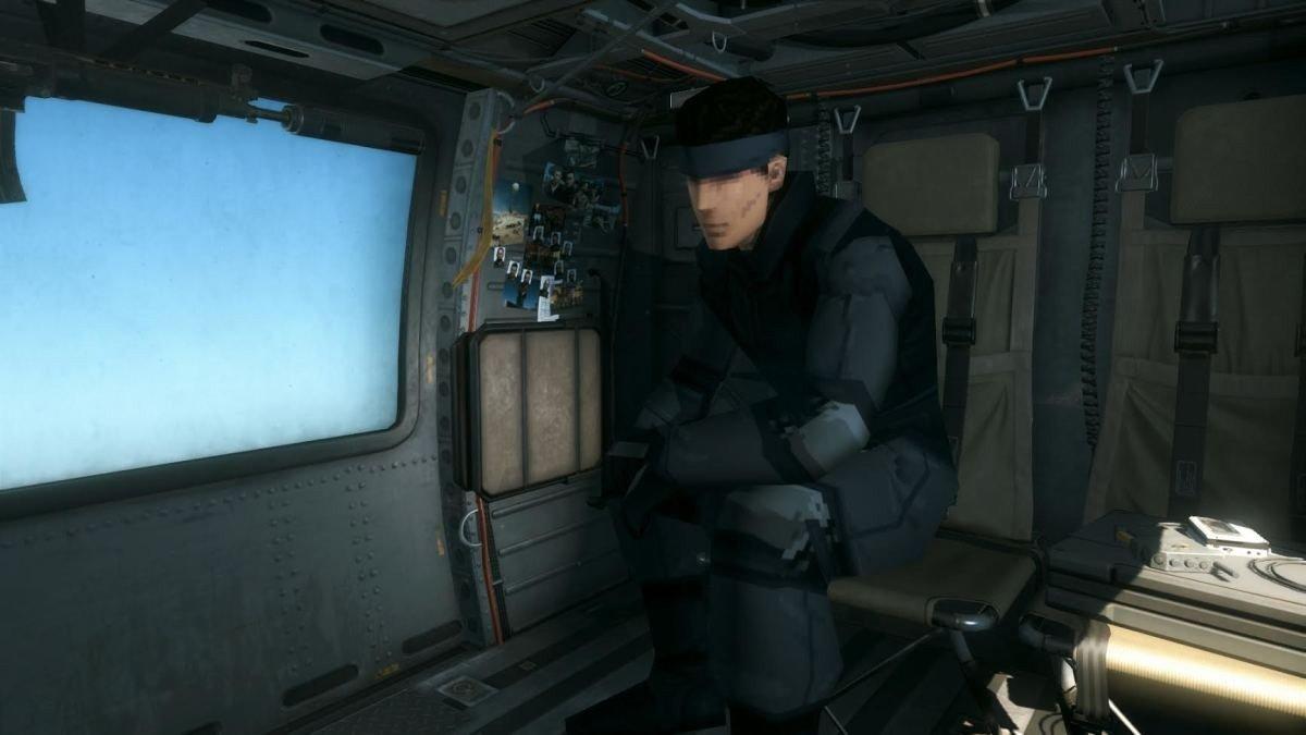 Metal Gear Solid, una saga siempre acompañada de easter eggs