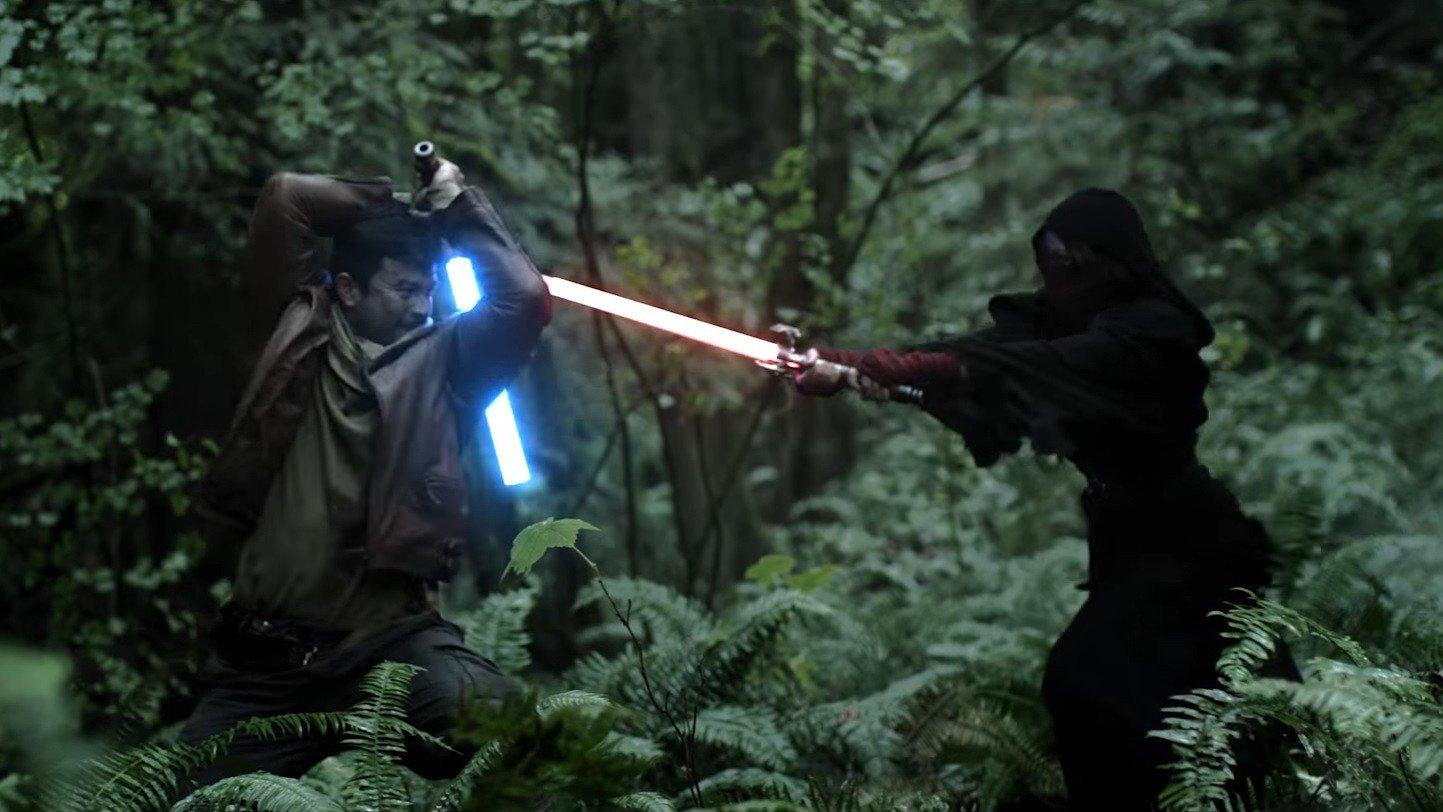 Star Wars: Así es The Force and the Fury, el nuevo corto hecho por fans