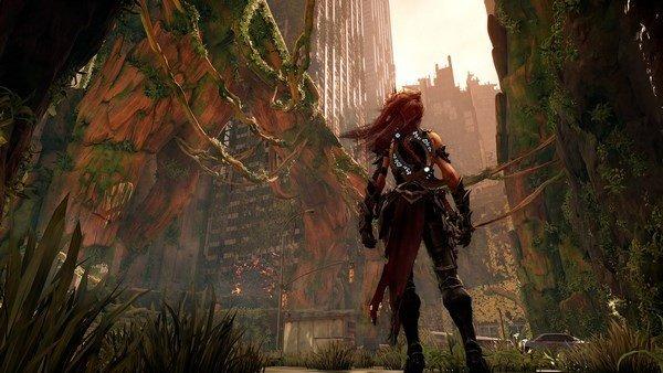 Darksiders 3 explora su jugabilidad en su primer gameplay