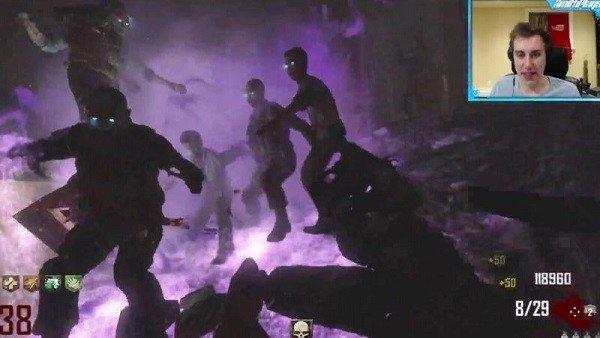 Un jugador consigue acabar con 10.000 zombies en Call of Duty: Black Ops II
