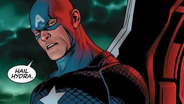 Marvel: Una web fan de Hydra redirige a la Casa Blanca
