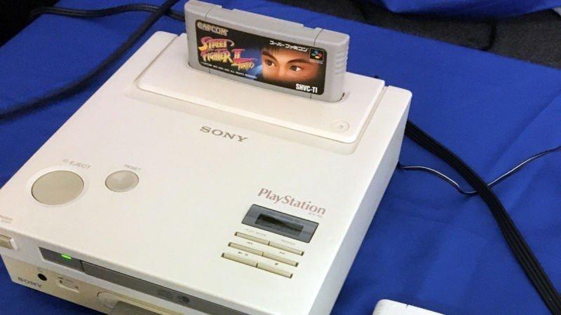 Un hacker hace de la Nintendo PlayStation una consola funcional