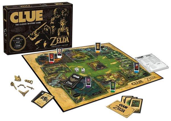 The Legend of Zelda tendrá su propia versión de Cluedo