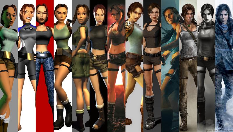 Tomb Raider: Así fue el peculiar origen de Lara Croft