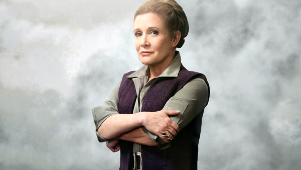 Star Wars: El Episodio IX tuvo que empezar su rodaje de cero tras la muerte de Carrie Fisher