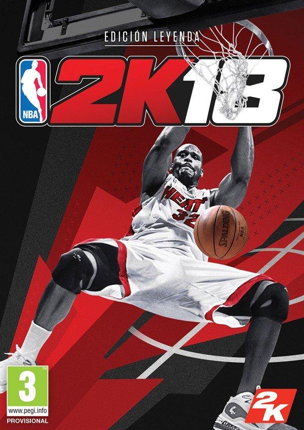 NBA 2K18: Shaquille O'Neal protagonizará la Edición Leyenda