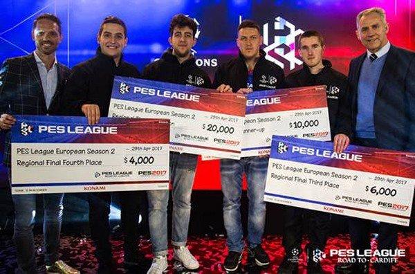 E-Sports: España tendrá tres representantes en la Final del Mundial de Pes League Road to Cardiff
