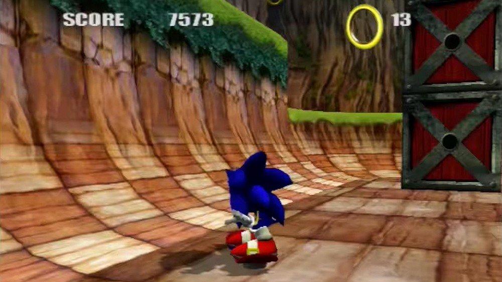 Sonic se convirtió en skater en un videojuego finalmente cancelado