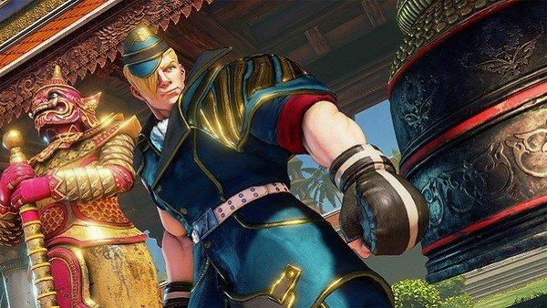 Capcom anuncia un nuevo luchador para Street Fighter V