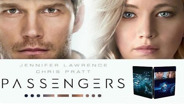 Passengers: Análisis de la edición en Blu-ray steelbook